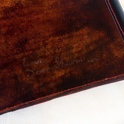 iPad Cover: Personalised