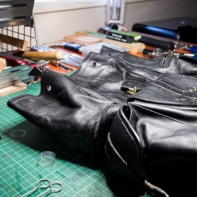 How to start working with leather on the cheap!