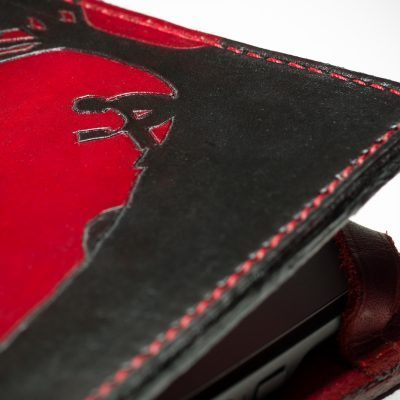 Red&Black Kindle Touch Cover