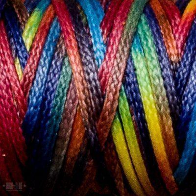 Rainbow (waxed)