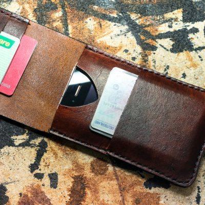 iPhone Flip Wallet 2013