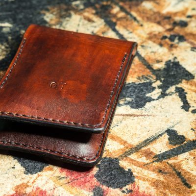 Stitching - iPhone Flip Wallet GT