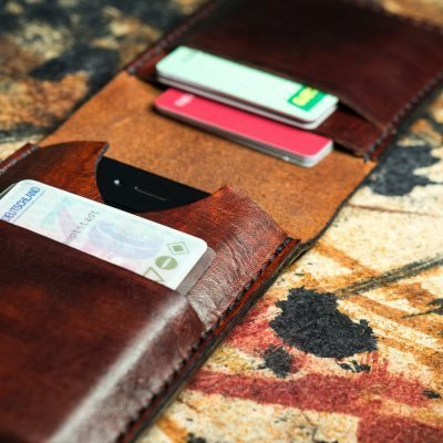 Close-Up iPhone Flip Wallet GT