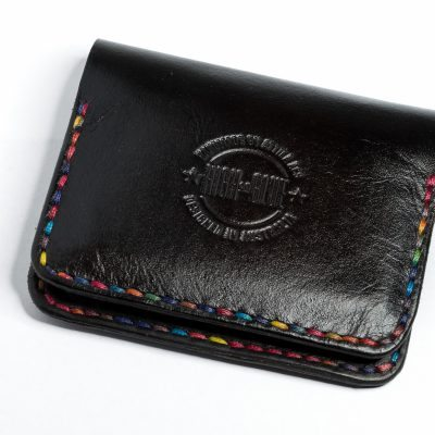 Rainbow Credit Card Wallet