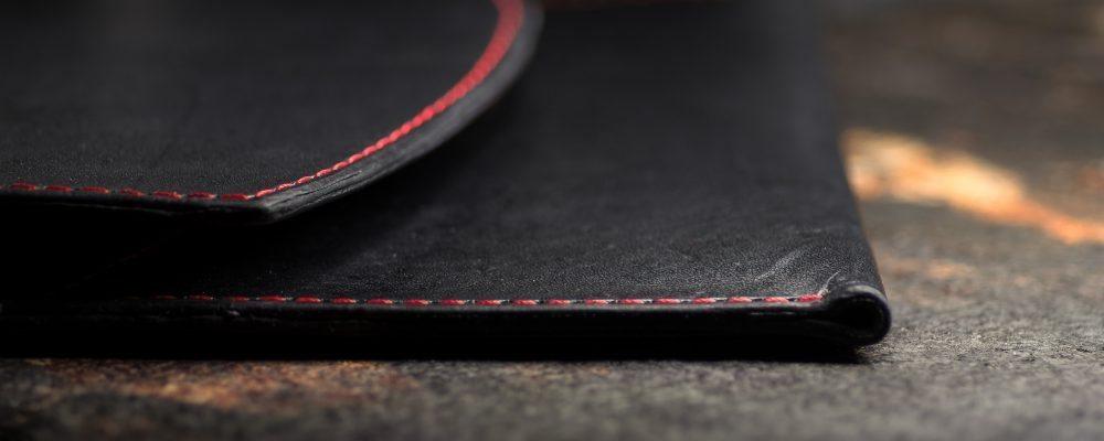Leather iPad Sleeve (Clutch Bag Style)