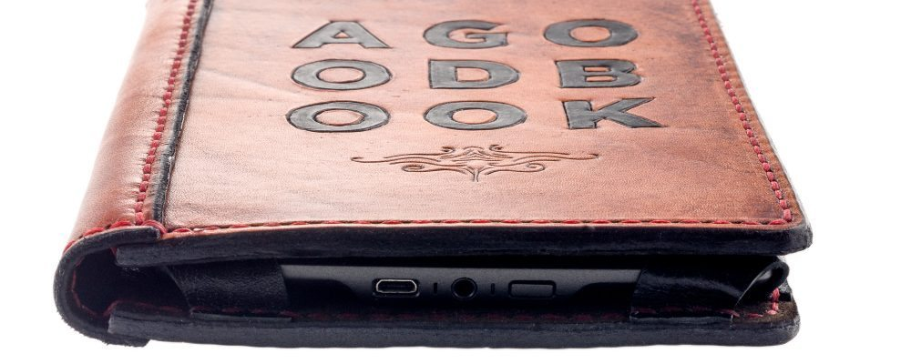 A Good Book – Kindle Touch book cover
