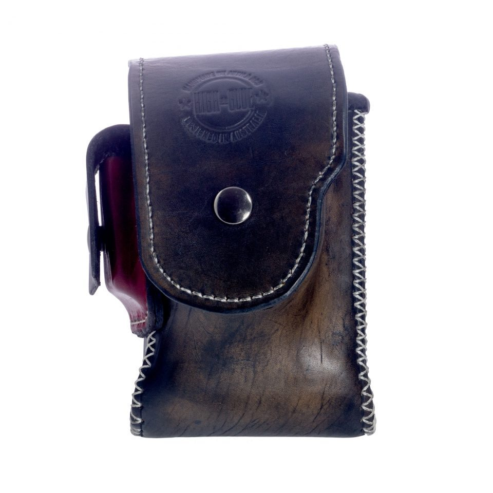 Holster Style Camera Case For The Fujifilm X100s First Version Iphone 5 Custom Hard Snap In Front And Small Battery On Side