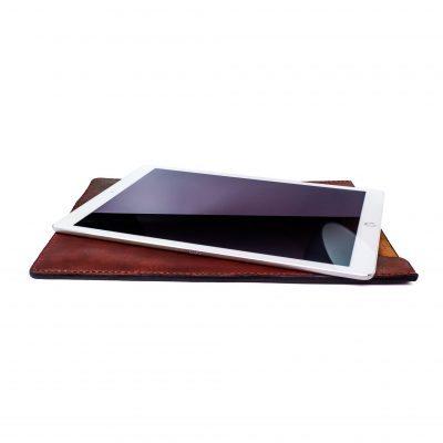 iPad Pro Saddle Leather Sleeve
