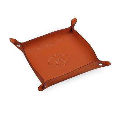 Design Notebooks: Leather Tray